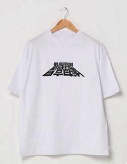 SUPER THANKS 「最高感謝」プリントTシャツ