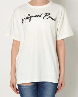 GYDA HollywoodBowl embroideryTシャツ