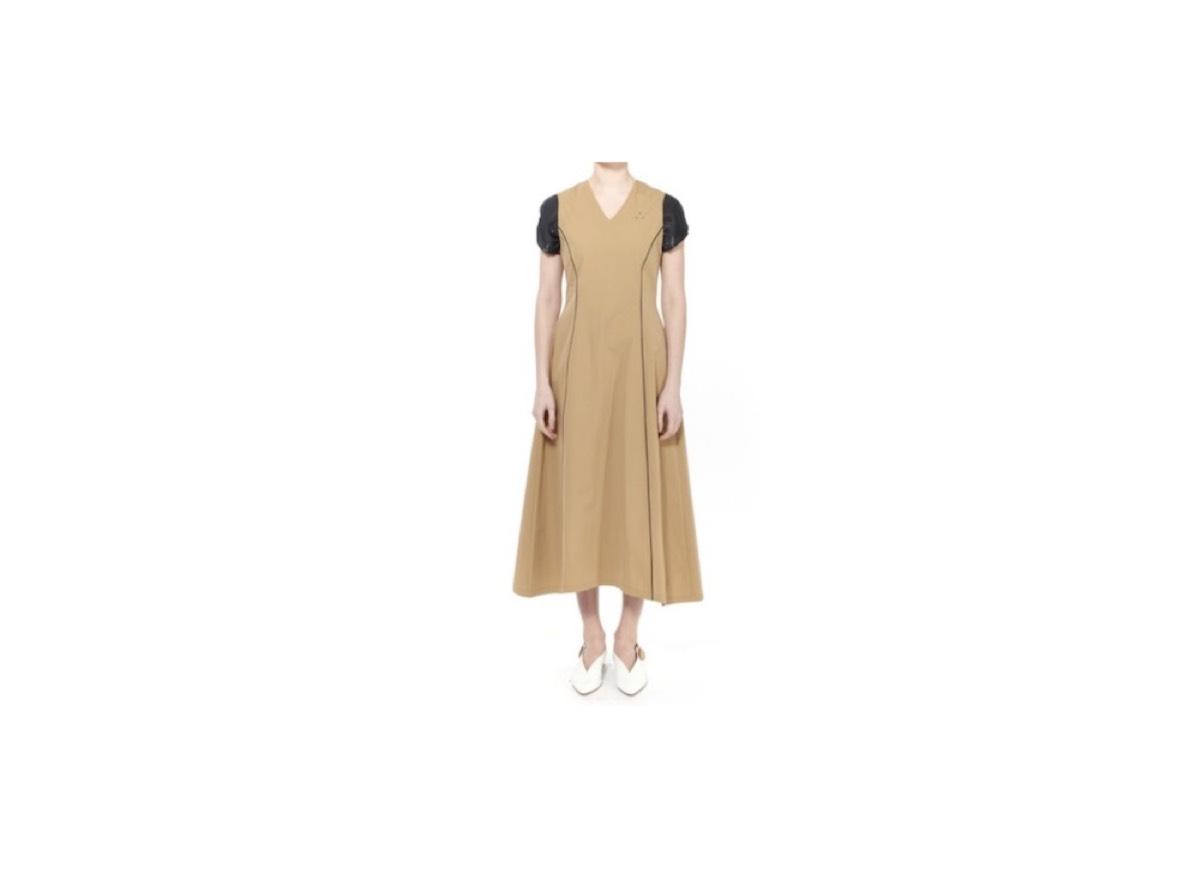 波瑠さんが【A-Studio】で着用しているファッション・衣装(服・バッグ・アクセサリー・靴など)やコーデ【A-Studio】2020/6/5《波瑠》さん衣装(ワンピース)のブランド