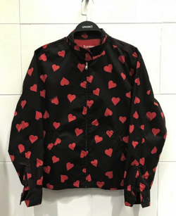 Supreme 17ss Hearts Harrington Jacket