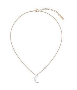 SWAROVSKI (スワロフスキー)moonsun necklace