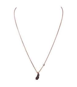 SWAROVSKI (スワロフスキー)naughty necklace