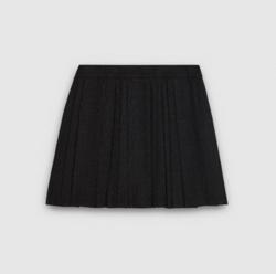 CELINE(セリーヌ) mini pleated skirt in prince of wales