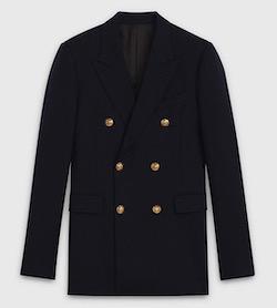 CELINE(セリーヌ) 6 gold blazer