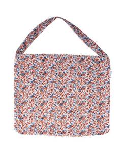 EMIS  flower corduroy eco bag