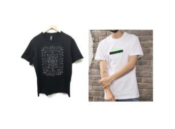 【アナザースカイⅡ】で柴田英嗣さんが着用しているファッション・衣装(服・バッグ・アクセサリー・靴など)やコーデ【2020/6/12放送】《柴田英嗣》さん着用Tシャツのブランド