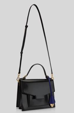 ESCADA(エスカーダ)Leather Envelope Handbag
