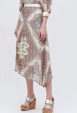 LOVELESS(ラブレス)ペイズリープリーツスカート GUILD PRIME