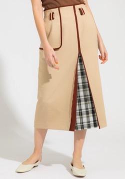 PUBLIC TOKYO(パブリックトウキョウ)ハイウエストタイトスカート
