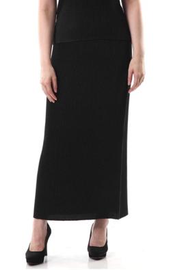 SPECCHIO(スペッチオ) シャトルプリーツ ロングタイトスカート