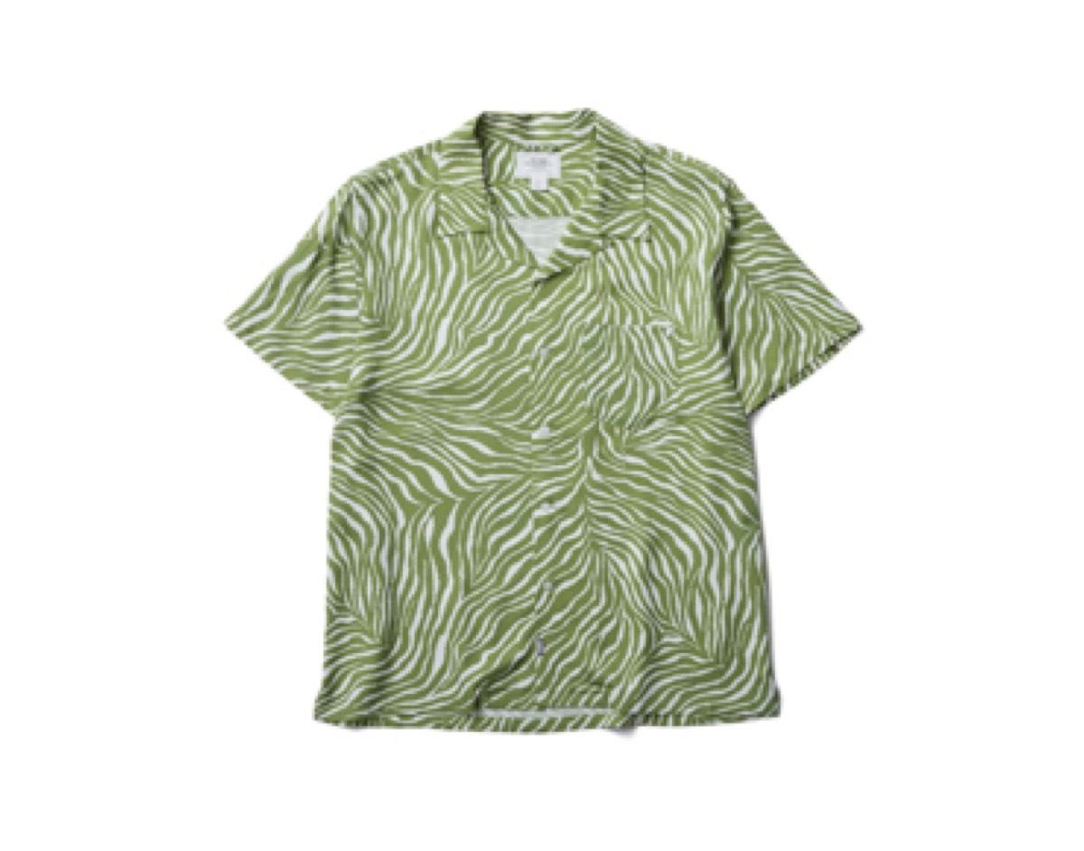 桐山照史 【ヒルナンデス!】着用ファッション(グリーンのシャツ)のブランドはこちら♪【ヒルナンデス!】で 桐山照史 (きりやま あきと)さんが着用している可愛い衣装(服・ファッション・ブランド・アクセサリー・ヘアアクセ・靴等)やコーデ