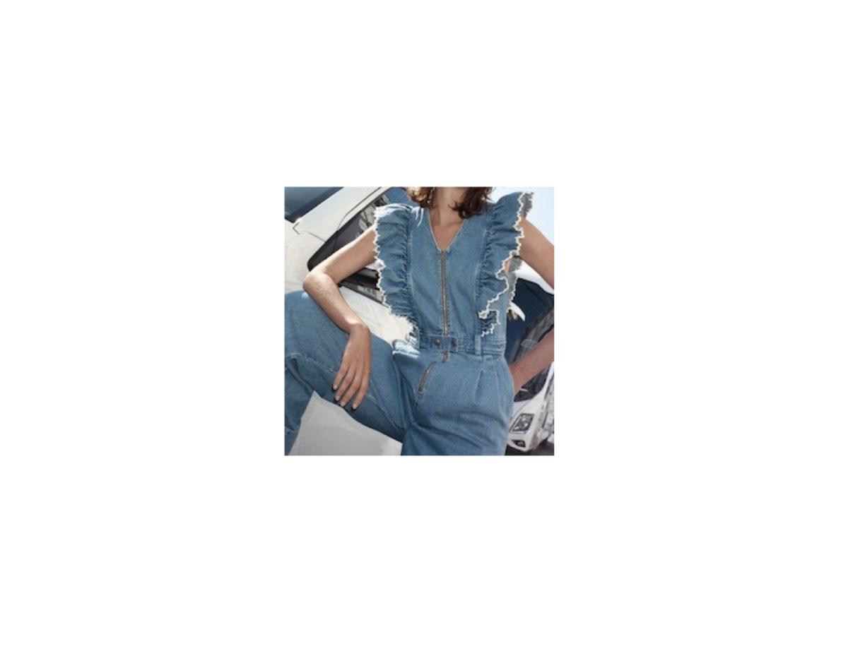 【ザ!世界仰天ニュース】で滝沢カレンさんが着用している服・衣装(洋服・ファッション・ブランド・バッグ・アクセサリー・靴等)やコーデ・私服【ザ!世界仰天ニュース】2020/6/2《滝沢カレン》さん着用オールインワン(つなぎ)のブランド