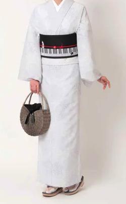 三松 三松オリジナル浴衣「麻の葉」