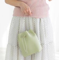 mite shoulder coron bag