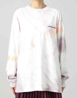 CREOLME タイダイロングTシャツ