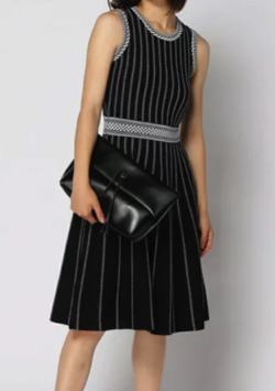 PAULEKA VISCOSE DRESS