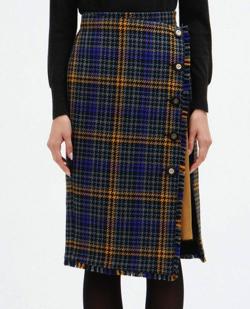LOVELESS 【BONOTTO】ツィード チェック スカート