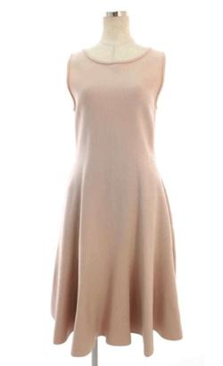 FOXEY Knit Dress Bellini