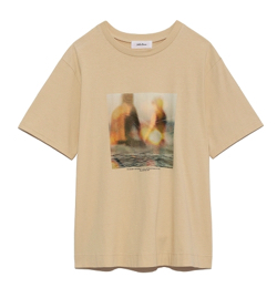 Mila Owen フォトプリントTシャツ