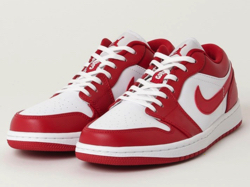"NIKE DUNK LOW SP ""WHITE/UNIVERSITY RED"""