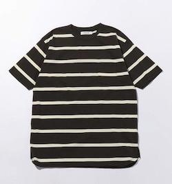 nonnative(ノンネイティブ)JERSEY BORDER SS/Tシャツ