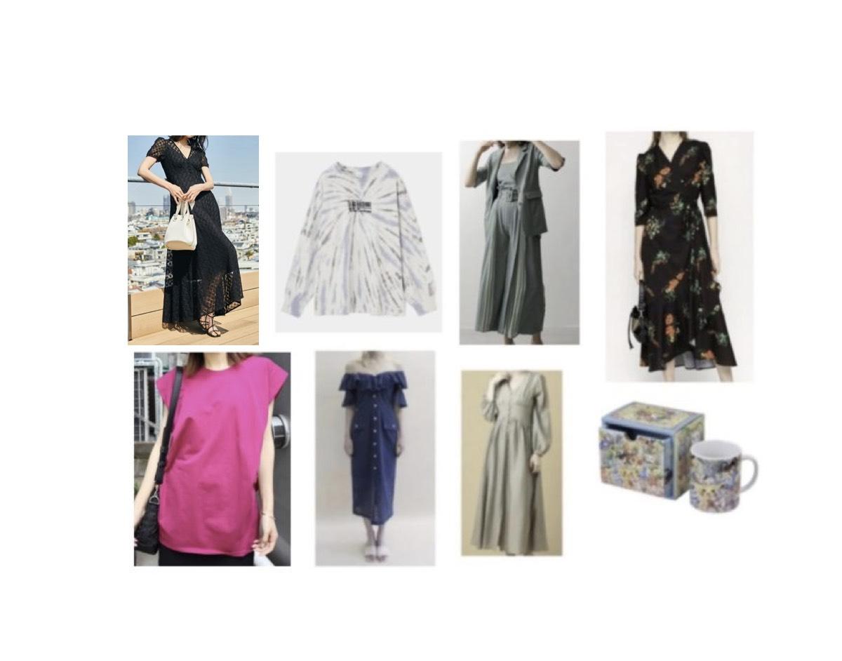 【ヒルナンデス!】で藤田ニコルさんが着用しているファッション・衣装(服・バッグ・アクセサリー・靴など)やコーデ藤田ニコル【ヒルナンデス!】かわいいワンピース・着用ファッション ・衣装(服)のブランドはこちら♪