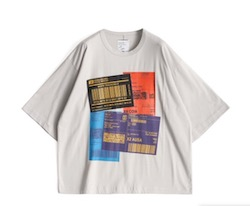 SHAREEF COLOR LABEL S/S BIG-T