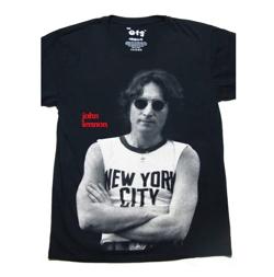 ジョンレノン  Tシャツ