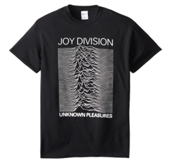 Joy Division Joy Division Unknown Pleasures Classic Adult T-Shirt