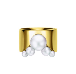 TASAKI FLAPPED Ring