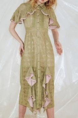 PAMEO POSE (パメオポーズ) Garnet Dress