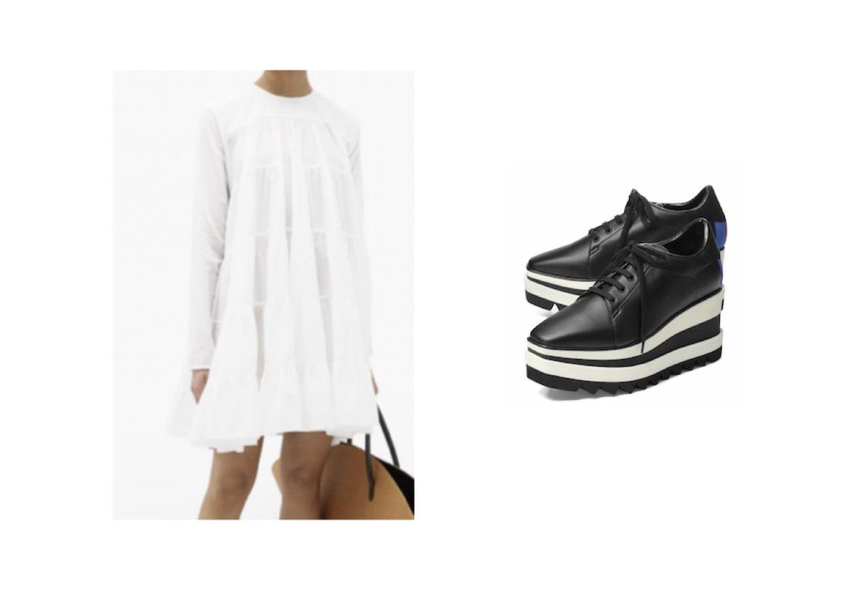 矢田亜希子【Instagram・2020/8/29更新】『なりゆき街道旅』衣装(黒い厚底スニーカー)のブランドはこちら♪矢田亜希子【Instagram】着用ファッション・衣装(私服・靴・バッグなど)のブランドはこちら♪