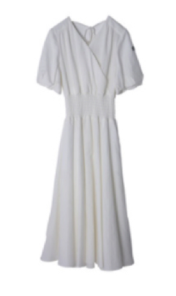 BORDERS at BALCONY RESORT DRESS