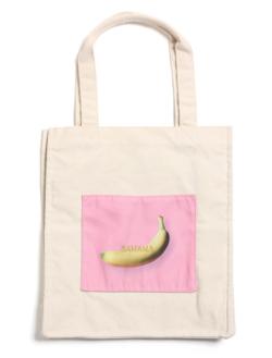 フルーツプリントトートバッグ