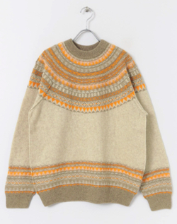 JANESMITH NORDIC KNIT