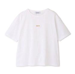 HUMAN WOMAN オニオンロゴTシャツ