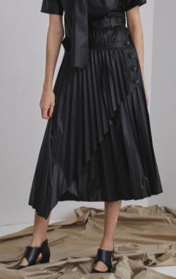 UNITED TOKYO ブライトンレザースカート