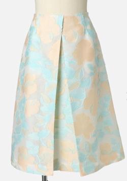 Cruciani カットジャガードスカート