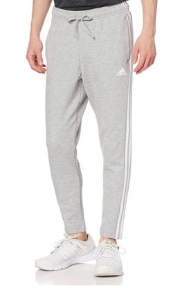 adidas 3ストライプス テーパード パンツ