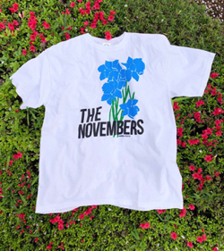 THE NOVEMBERS This Charming T-shirt