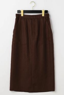 wb アイアスニューマットアウトポケットスカート