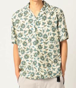 COLUMBIA BLACK LABEL フランチェストレイルショートスリーブシャツ