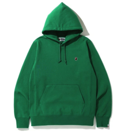 A BATHING APE ONE POINT PULLOVER HOODIE MENS