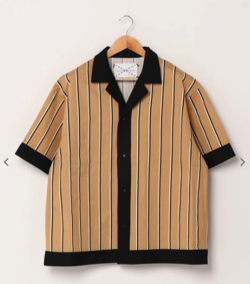 SUPERTHANKS SWITCHING SHORT SLEEVE SHIRT