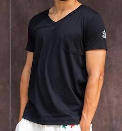 GIOCATORE ポケットTシャツ