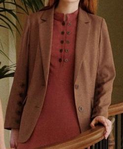 Lily Brown (リリーブラウン)スリーブスリットジャケット