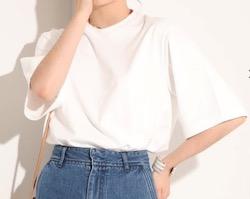 PUBLIC TOKYO(パブリックトウキョウ)ツリテンジク半袖Tシャツ