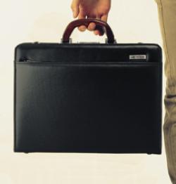 礎 ビジネスダレスバッグ メンズ ブリーフケース IS-9012