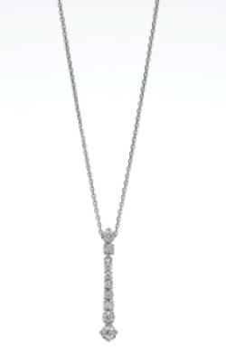 TERRA1012 ラボグロウンダイヤモンド ストレートライン ネックレス K18WG