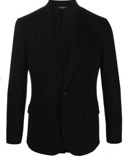 Dolce & Gabbana スリムフィット ジャケット